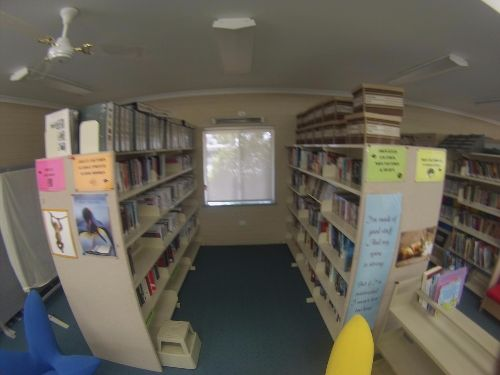 Newdegate library